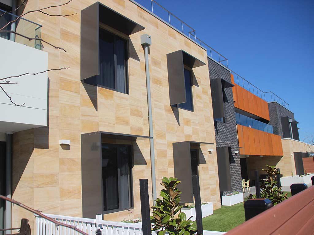 Delhi Dust Sandstone Cladding Amp Tiles Perth Wa