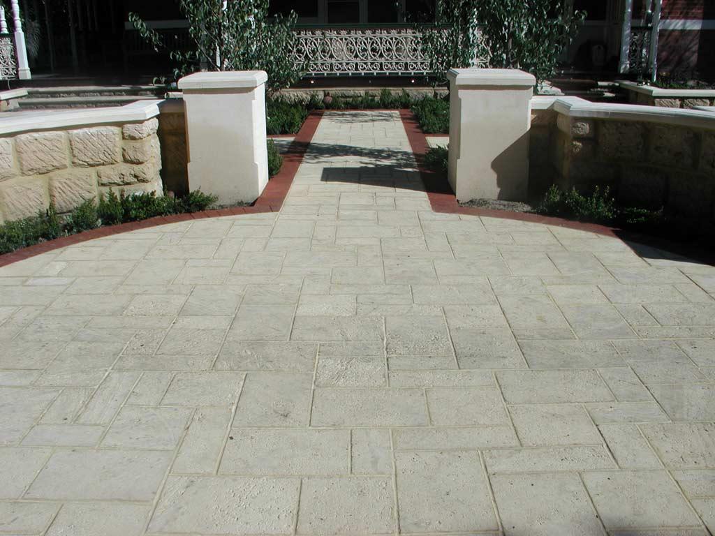 limestone pavers perth natural limestone paving perth wa