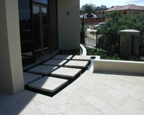 Natural Limestone Pavers Perth