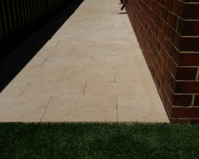 Reconstituted Pavers Fossil Limestone