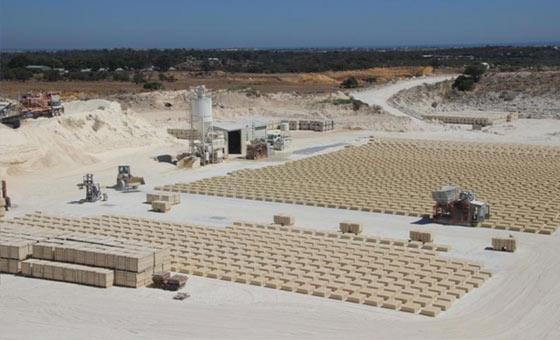 Limestone Blocks Perth