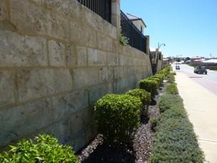 Reconstituted Limestone Block