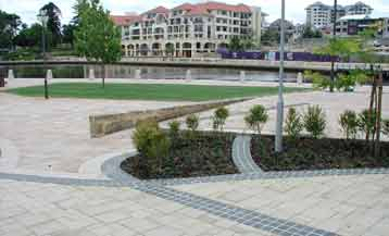 Natural Stone Pavers Perth